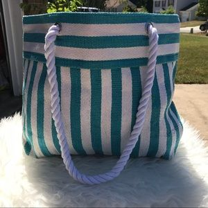Nordstrom Striped Summer Tote
